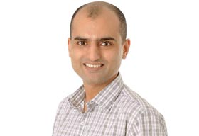 Sandeep Anandampillai, Founder & CPO, Crediwatch