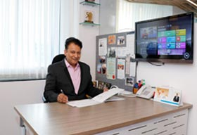 Dr. Apoorva Ranjan Sharma, Cofounder, Venture Catalysts & MD, 9Unicorns Accelerator Fund
