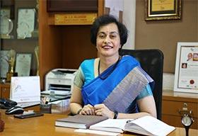 Dr. Asmita Chitnis, Director, Symbiosis Institute of International Business (SIIB)
