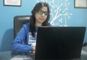 Riya Mehta, Co-Founder & Managing Director, SMSLAB