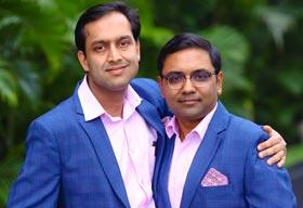 Puneet & Yatin Jain, Directors, ODHNI