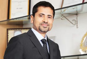 Arindam Haldar, CEO, SRL Diagnostics