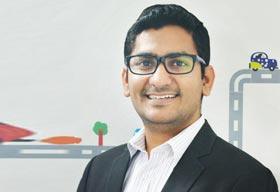 Chirag Jain, Co-Founder & CEO, Get My Parking