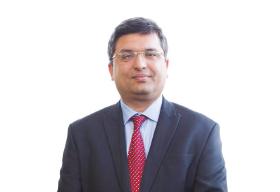 Rishi Mohan Bhatnagar, President, Aeris Communications