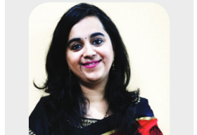 Lavina Lobo, HR & Director, Fujitsu India