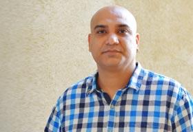 Abhimanyu Rishi, Director, BhookhaHaathi Hospitality Pvt. Ltd.