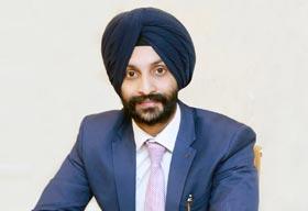 Ishpreet Singh Gandhi, Founder And Managing Partner