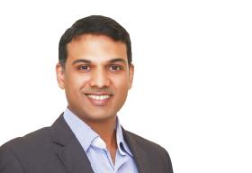 Ranjit Nair, CEO, Germin8