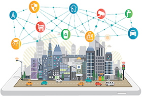 Ireland based Magnet Networks launches its award winning IoT (Internet of Things) solutions in India