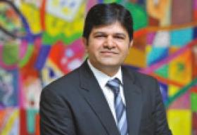 Vineet Bhardwaj, Head - It, Godrej Properties