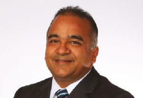 Avanish Sahai, Global VP - ISV & Technology Alliances, ServiceNow