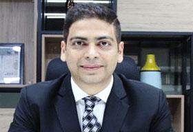 Himanshu Arya, CEO & Founder, Grapes Digital