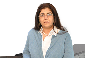 Sudha Sarin, VP Marketing & Communications, Power2SME