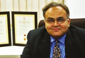 Dr. Ganesh Kamath, Chairman & Managing Director, Organica Biotech