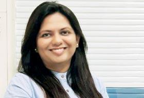 Priyanka Sharma, Head - Marketing, CIGNEX Datamatics