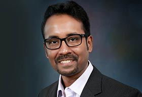 Tamal Dutta Chowdhury, Senior Vice President - Artificial Intelligence, Course5i