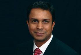 Rama Dhuwaraha, Associate Vice Chancellor & CIO, University of North Texas System