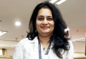 Ambalika Vikash, Human Resources Manager, Nucleus Software