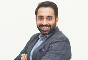 Gurinder Bhatti, Chairman & Managing Director, ESS Gobal - Study Abroad Consultant