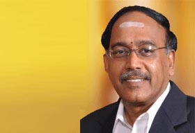 T.G. Dhandapani, Group CIO, TVS Motor Company
