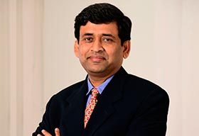 P Chandra Shekhara Reddy, Vice President Sales & Marketing, Gemini Edibles & Fats India