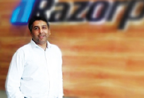 Arif Khan, Chief Innovation Officer, Razorpay