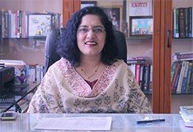 Dr. Pratima Sheorey, Director, Symbiosis Centre for Management and Human Resource Development, Pune (SCMHRD)