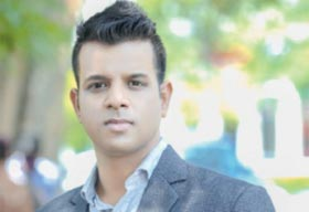 Rahul Pasi, Founder, U&I International