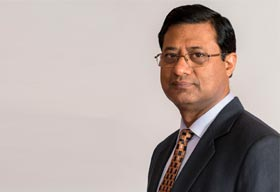 Deep Agarwal, Regional Sales Director of India, Zebra Technologies