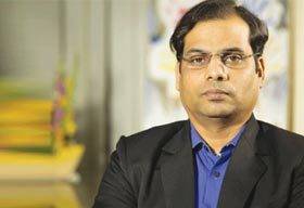 Priyabrata Sarangi, CIO, Exide Industries
