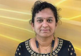 Anupama Raman, Global Head Software Academy, Continental Automotive India