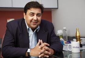 Indraneel Ganguli, Senior VP  Marketing, Tech Mahindra