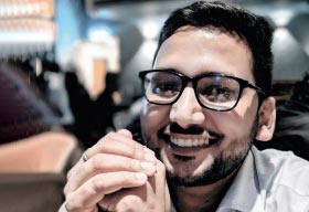 Dhruvil Sanghvi, CEO, LogiNext
