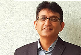 Sanjay Srinivasmurthy, Co-Founder & Director, Silicon Road Ideation Labs