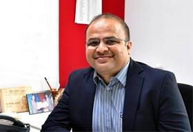Vishal Agrawal, Managing Director (India and SAARC), Avaya