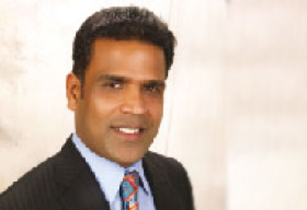 Damodaram (Damu) Bashyam, Managing Director & Head - Technology, Consumer Banking,  JPMorgan Chase & Co.