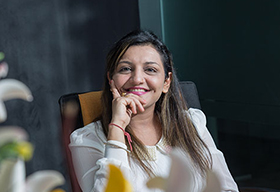 Deepali Mistry, Head  Marketing, Sequretek