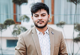Moulik Jain, Co-Founder, 3 Mind Digital