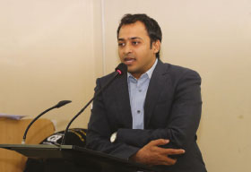Anirudh Pucha, Director ­ Technology, Sunera Technologies