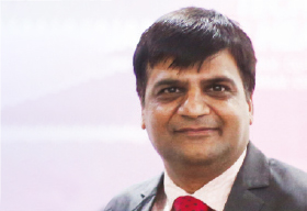 Pankaj Mittal, Co-founder & Chief Technology Officer, AB Hospitals