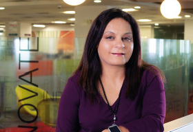 Nidhi Khanna, Vice President - Delivery, Ciber India