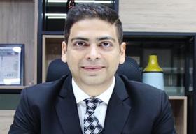 Himanshu Arya, Founder and CEO, Grapes Digital