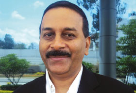K V Ganesh, Group CFO & President - Finance, TVS Srichakra