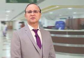 Dr Rajesh Chawla, Senior Consultant- Respiratory medicine, Indraprastha Apollo Hospital