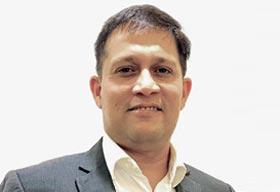 Mayank Khandelwal, CFO, NEC Corporation India