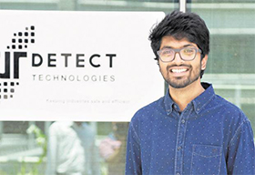CHENNAI-BASED ROBOTICS STARTUP DETECT TECHNOLOGIES RAISES $3.3MN FROM SAIF PARTNERS