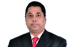Rajesh Shetty, Managing Director for Facilities Management, Colliers International