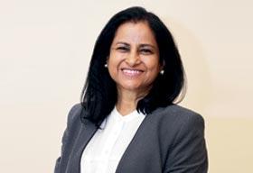 Dr.Sunita Gandhi, Founder, GETI