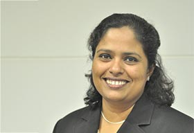 Ramya Kannan, Vice President ­ Delivery, UST Global