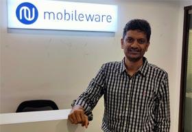 Satyajit Kanekar, Co-Founder & Director, Mobileware Technologies
